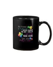 Autism Is A Journey Autism Awareness Mom Mug thumbnail