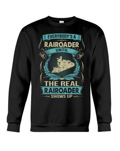 EVERYBODY'S A RAIROADER