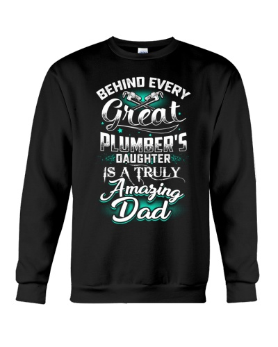 BEHIND EVERY GREAT PLUMBER's DAUGHTER