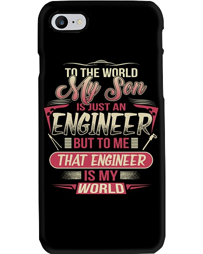 THAT ENGINEER IS MY WORLD