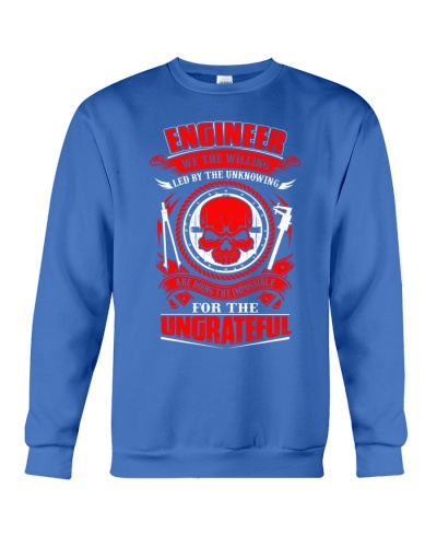 ENGINEER WE THE WILLING SHIRTS