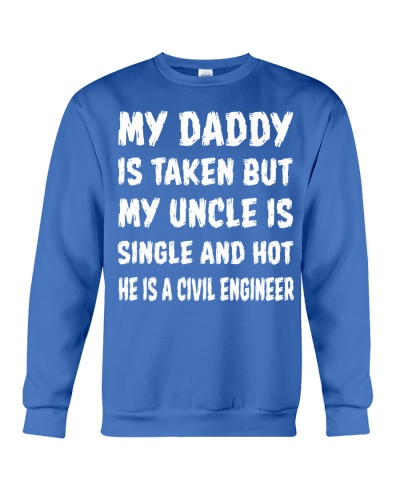MY UNCLE IS SINGLE And HOT civil engineer