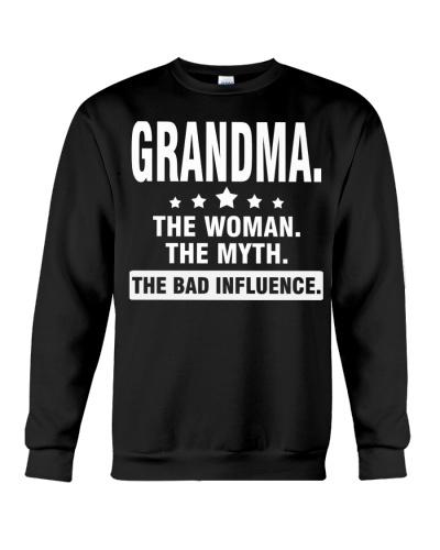 GRANDMA THE WOMAN THE MYTH