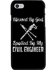 SPOILED BY MY Civil Engineer Phone Case thumbnail