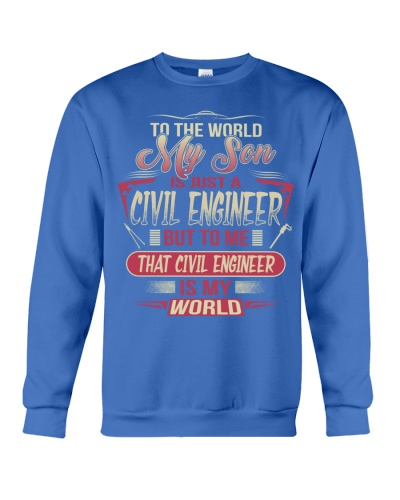 THAT Civil Engineer IS MY WORLD
