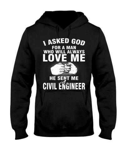 HE SENT ME A CIVIL ENGINEER
