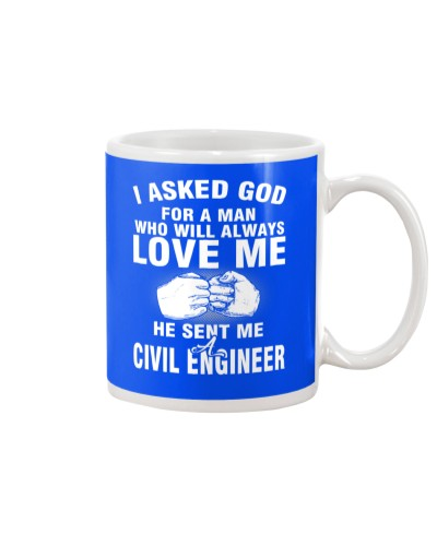 HE SENT ME A CIVIL ENGINEER