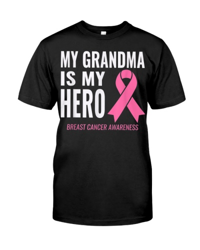 My Grandma is my Hero Breast Cancer Support