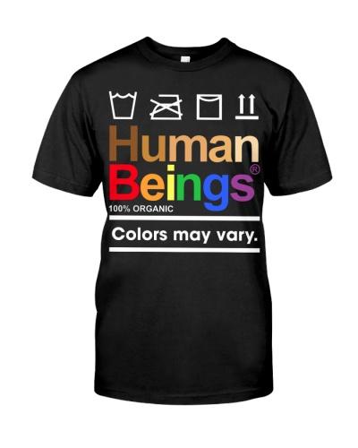 Human Beings 100 Organic