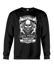 EVERYBODY'S A PAINTER SHIRTS Crewneck Sweatshirt front