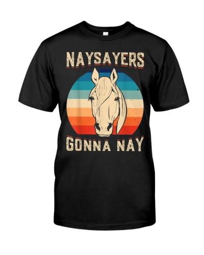 Naysayers Gonna nay vintage