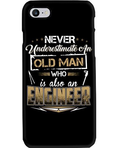 NEVER UNDERESTIMATE AN ENGINEER