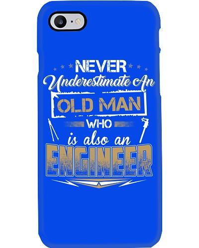 NEVER UNDERESTIMATE AN ENGINEER