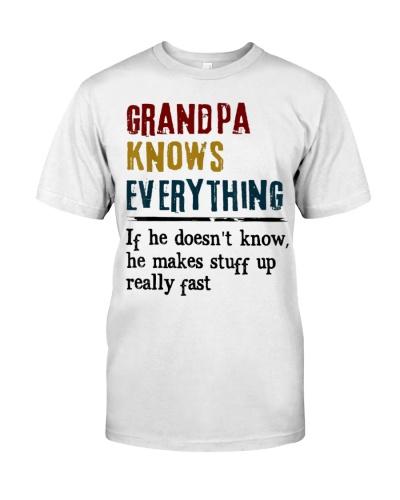 Grandpa Know Everything