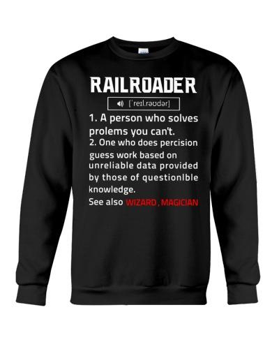 RAILROADER SEE ALSO WIZARD