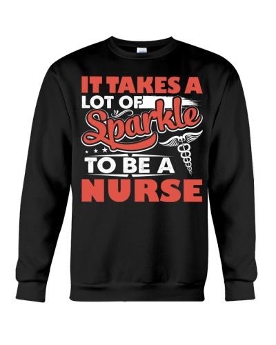 Sparkle To Be A nurse