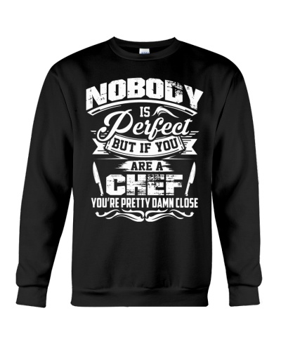 CHEF NOBODY IS PERFECT