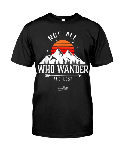 Not All Who Wander Are Lost Funny