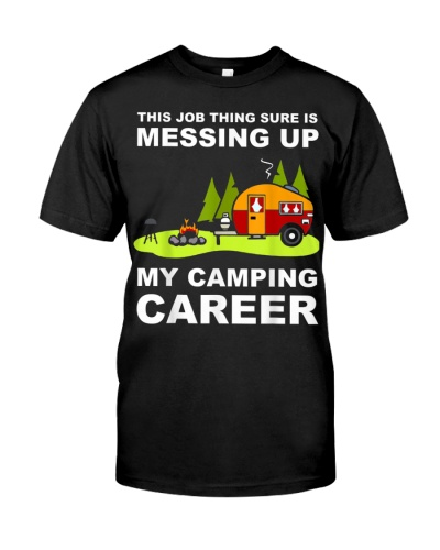 Messing Up With My Camping Career