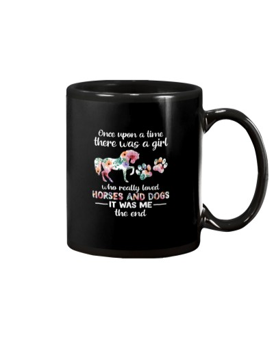 Who Loved Horse And Dog