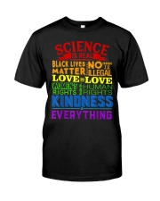 Human Rights Classic T-Shirt front