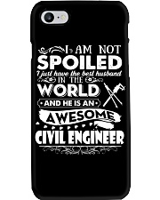 HE IS AN AWESOME CIVIL ENGINEER Phone Case thumbnail
