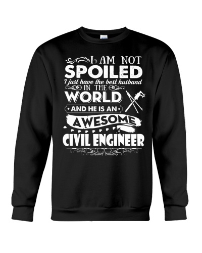HE IS AN AWESOME CIVIL ENGINEER