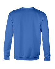 MY UNCLE IS SINGLE And HOT engineer Crewneck Sweatshirt back