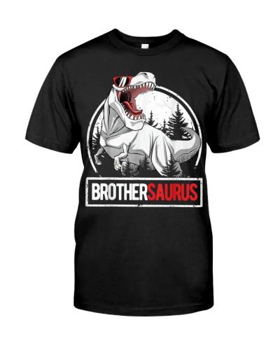 BrotherSaurus Rex Birthday Party Dinosaur Brother