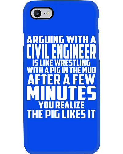 ARGUING WITH A Civil Engineer