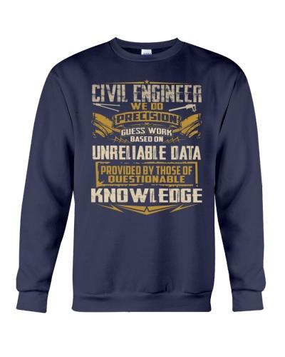 Civil Engineer WE DO PRECISION
