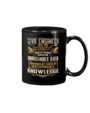 Civil Engineer WE DO PRECISION Mug thumbnail