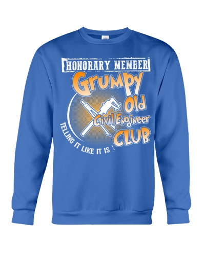 GRUMPY OLD CIVIL ENGINEER CLUB