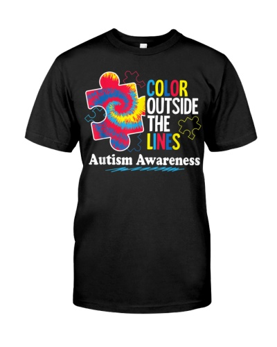 Autism Awareness Aspergers Puzzle Piece