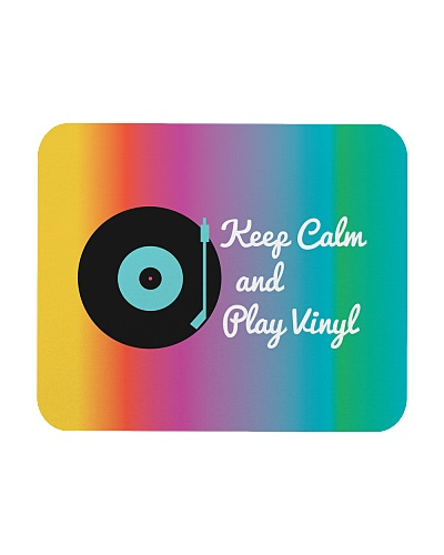 Keep Calm And Play Vinyl