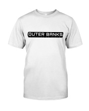 OUTER BANKS - PARADISE ON EARTH Classic T-Shirt thumbnail