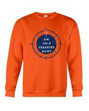 OUTER BANKS - I AM ON A TREASURE HUNT Crewneck Sweatshirt thumbnail