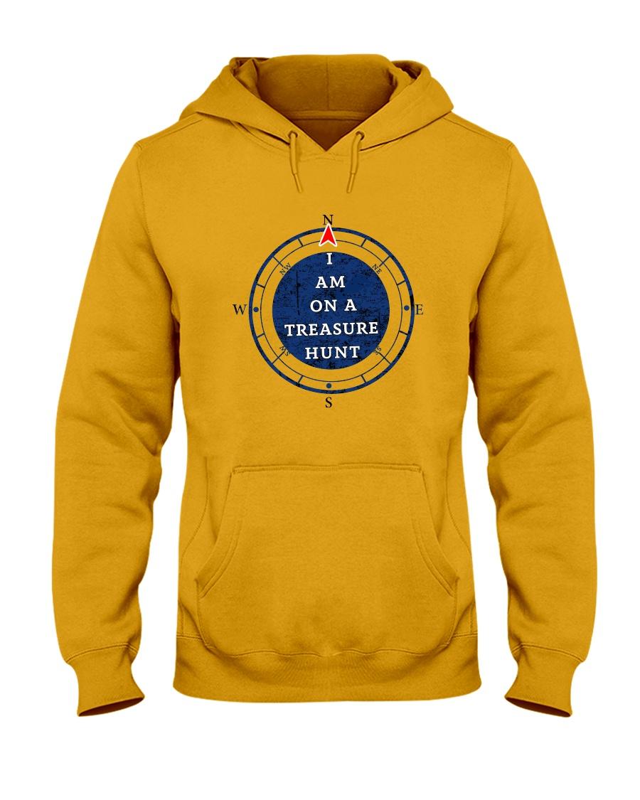OUTER BANKS - I AM ON A TREASURE HUNT Hooded Sweatshirt
