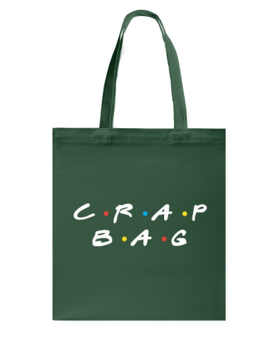 FRIENDS - LIMITED EDITION CRAP BAG