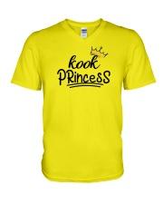 OUTER BANKS - KOOK PRINCESS V-Neck T-Shirt thumbnail