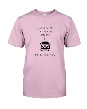 OUTER BANKS - THE CREW Classic T-Shirt front