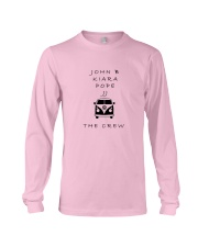 OUTER BANKS - THE CREW Long Sleeve Tee thumbnail