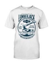 Authentic Lumberjack Premium Fit Mens Tee thumbnail