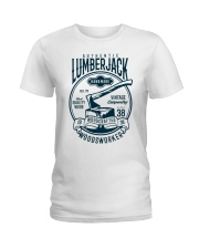 Authentic Lumberjack Ladies T-Shirt thumbnail