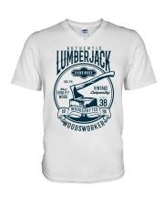 Authentic Lumberjack V-Neck T-Shirt thumbnail