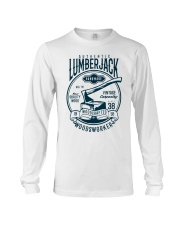 Authentic Lumberjack Long Sleeve Tee front
