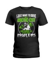 ARC PROBLEM Ladies T-Shirt thumbnail