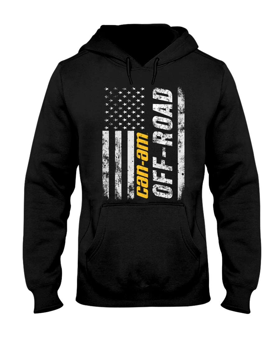 FLAG CAN Hooded Sweatshirt