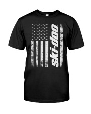SKI FLAG Premium Fit Mens Tee tile