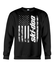 SKI FLAG Crewneck Sweatshirt tile